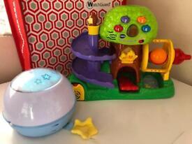 Interactive baby toy bundle