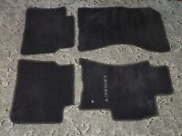 Subaru Legacy Estate (08) Model 4 fitted car mats