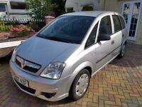 Vauxhall Meriva. 1400cc. 107k miles. 11months mot. Full tank fuel.
