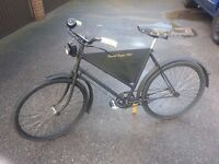 Ladies 1937 Elswick Hopper Trade Bicycle For Display / Marketing - Old Shop Bike
