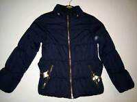 Girls jacket 7-8 age