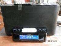 Sony Personal Audio Docking System DAB & Alarm