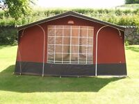 Cabanon five berth frame tent