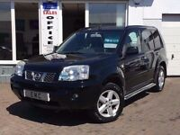 2005 05 Nissan X-Trail 2.2dCi 136 SVE~LOW MILES~2 KEYS~