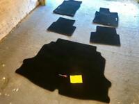 Honda FK8 type r boot and floor mats