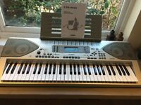 Casio CTK900 keyboard - excellent condition
