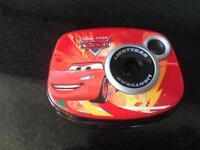 Lightening McQueen digital camera