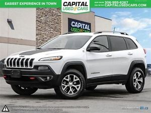2016 Jeep Cherokee Trailhawk *Touch Screen *Terrain Selection