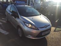 ford fiesta econetic tdci van 2012 at only £2995 no VAT !!!