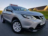 July 2014 (New Model) Nissan Qashqai 1.5 Dci Visia £20 TAX! One Owner! Full Nissan Service History!
