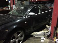 Audi A4 2.0 Tdi S-Line 2007 for parts!