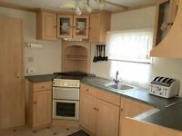 2 bedroom Family Holiday home for sale pitch fees included Essex