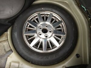 Ford AU Fairmont wheel x1 only High Wycombe Kalamunda Area Preview