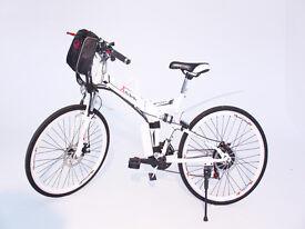 Brand New Electric Folding Bike Go Go Sports