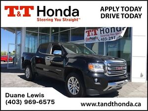 2016 GMC Canyon 4WD SLT* Local Trade, No Accidents, Rear Camera
