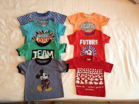 Baby boy clothes bundle aged 12-18 months