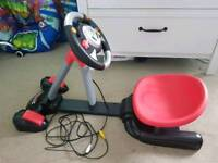 Power Drive 30 in 1 Game Seat