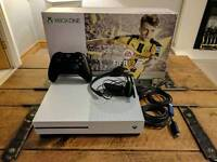 Xbox One S Console + Headset