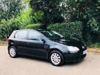 2008 VW MK5 Golf Sport Diesel Black