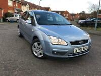 Ford Focus 1.6 TDCI, Only 65k Genuine Low Mileage
