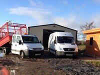 Builder, demolition, landscaping, groundworks, tree removal
