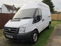 FORD TRANSIT 2008 T330M 145PS PETROL