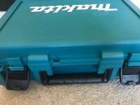 Brand new makita 18v empty drill box