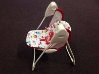 Baby swing (Graco product)