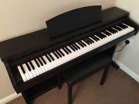 Kawai digital piano as new condition