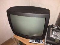 19 inch AKAI colour TV