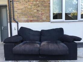Blue Sofa - pick up ASAP