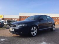 Audi A3 2.0TDI! 6 speed Gearbox, Bose, 53MPG