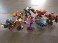 Skylanders giants. Complete set! Mint.