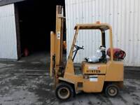 Hyster 1.5 ton gas forklift for sale hire