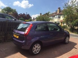 Ford Fiesta 1.2 style. Mot dec 2018. 1 previous owner. Drives perfect. Fsh. Style model. Hpi clear