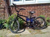 """Kids BMX Bike Alley 18"""" wheel"""
