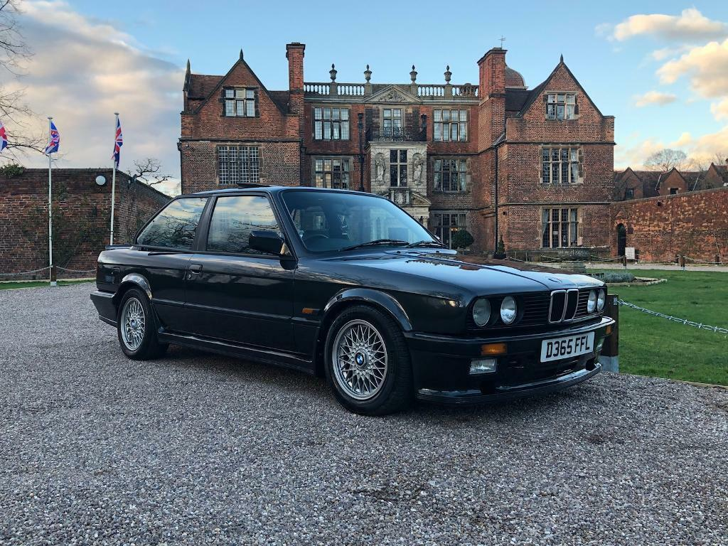 Bmw E30 325i Sport M Tech 1 Manual Must See In Ward End West Fuel Filter