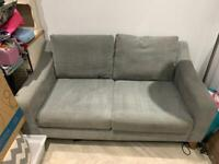 NEXT Grey 2 Seater Sofa