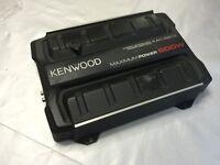 GENUINE 600W KENWOOD KAC 6203 AMPLIFIER CAR AUDIO SYSTEM AMP BASS AUDIO CAR SUBWOOFER SUB