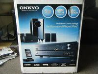 ONKYO HT S6305 (B) HOME CINEMA Package Receiver & Speaker System