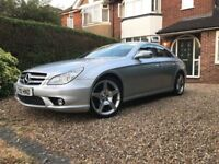 Mercedes Benz CLS 63 AMG replica, 350 CDI 270bhp, Automatic, Full AMG Pack, Air suspension, DVD, BT