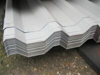 Corrugated Roofing Sheets 3 meters by 1 meter £20 per sheet. 01895 239 607