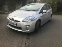 TOYOTA PRIUS VERY NICE CLEAN CAR WARRANTED MILEA HPI CLEAR LADY OWNER FREE ROAD TAX UK MODEL PCO ELG
