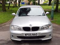 BMW 120i SPORT..NEW MOT..WARRANTY