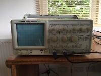 ISO-Tech 20MHz dual-channel Oscilloscope ISR622 in excellent condition