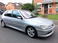 2001 PEUGEOT 306 LX HDI DIESEL, EXCELLENT CONDITION