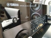 Flagship YAMAHA RXA3010 Receiver 9.2 / 250w per channel - Oozing with Power & Precision is amazing