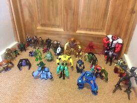 Ben 10 toys