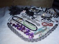 jewellery, hair accessories clearout