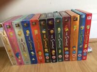 Complete Simpson box set from season 1 to 12.